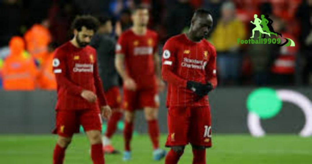 فريق ليفربول يتلقى الهزيمة التاسعة و مهدد بخسارة المشاركة فى دورى الأبطال